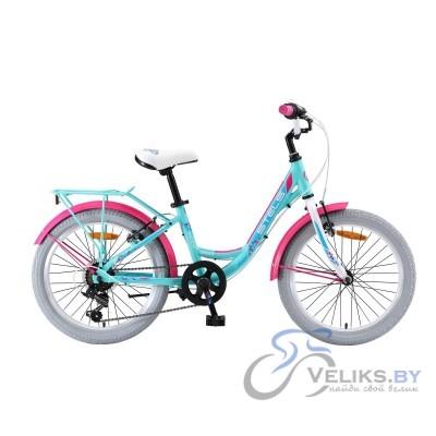 """Велосипед подростковый Stels Pilot 260 Lady 20"""" V010"""