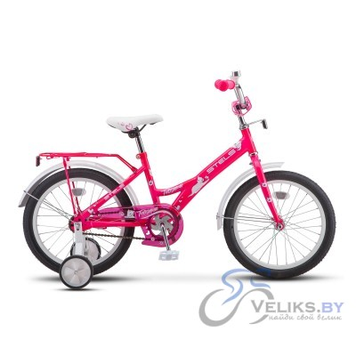 """Велосипед детский Stels Talisman Lady 18"""" Z010"""