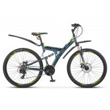 """Велосипед горный Stels Focus MD 27,5"""" 21-sp V010"""