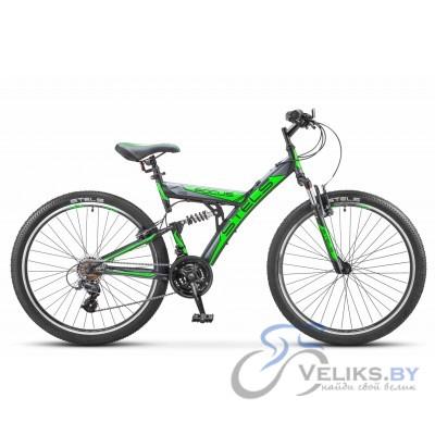 """Велосипед горный Stels Focus V 26"""" 18-sp V030"""