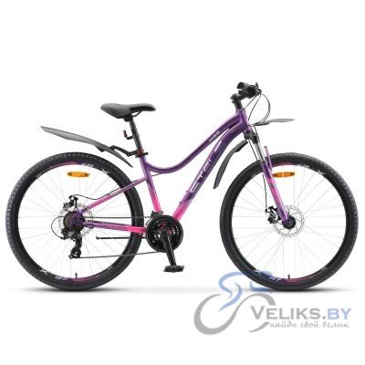 """Велосипед горный Stels Miss 7100 MD 27.5"""" V020"""