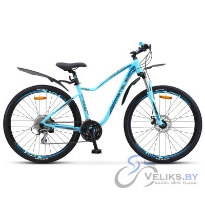 """Велосипед горный Stels Miss 7700 MD 27.5"""" V010"""