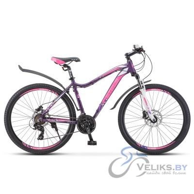 """Велосипед горный Stels Miss 7500 D 27.5"""" V010"""
