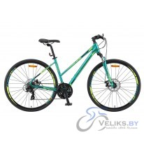 "Велосипед городской Stels Cross 130 MD Lady 28"" V010"