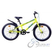 """Велосипед подростковый Aist Pirate 1.0 20"""""""