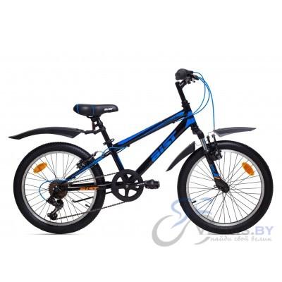 """Велосипед подростковый Aist Pirate 2.0 20"""""""