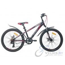 """Велосипед подростковый Aist Rocky Junior 1.1 24"""""""