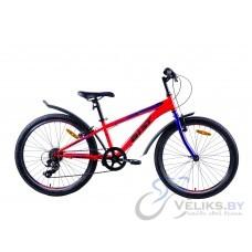 """Велосипед подростковый Aist Rocky Junior 1.0 24"""""""