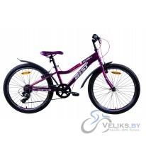 """Велосипед подростковый Aist Rosy Junior 1.0 24"""""""
