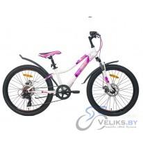 """Велосипед подростковый Aist Rosy Junior 1.1 24"""""""