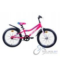 """Велосипед подростковый Aist Serenity 1.0 20"""""""
