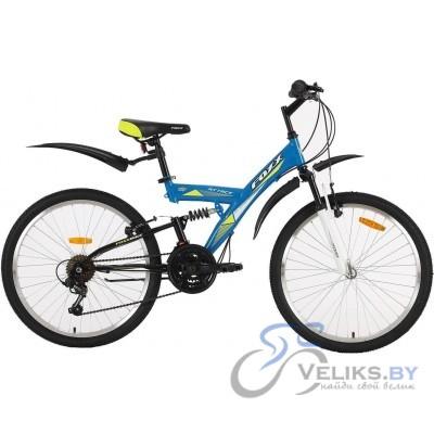 """Велосипед подростковый Foxx Attack 24"""""""
