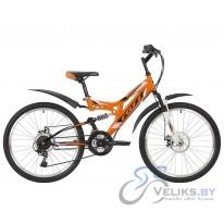 """Велосипед подростковый Foxx Freelander 24"""""""