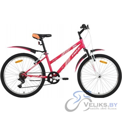"""Велосипед подростковый Foxx Salsa 24"""""""