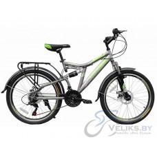 """Велосипед подростковый Greenway 24S006-L 24"""""""