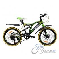 """Велосипед подростковый Greenway Lumbo 20"""""""