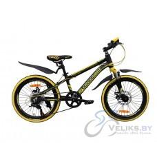 """Велосипед подростковый Greenway Zero 20"""""""