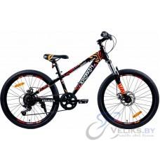"""Велосипед подростковый Krakken Bones 24"""""""