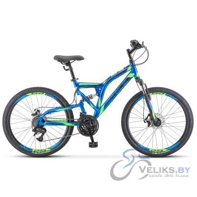 "Велосипед подростковый Stels Mustang MD 24"" V010"