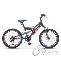 "Велосипед подростковый Stels Mustang V 20"" V010"