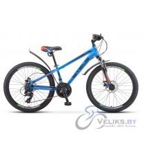 """Велосипед подростковый Stels Navigator 400 MD 24"""" F010"""