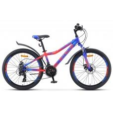 "Велосипед подростковый Stels Navigator 410 MD 24"" 21 sp V010"