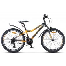 """Велосипед подростковый Stels Navigator 410 V 24"""" 21 sp V010"""