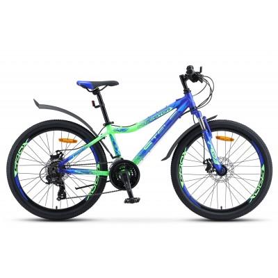 "Велосипед подростковый Stels Navigator 450 MD 24"" V030"