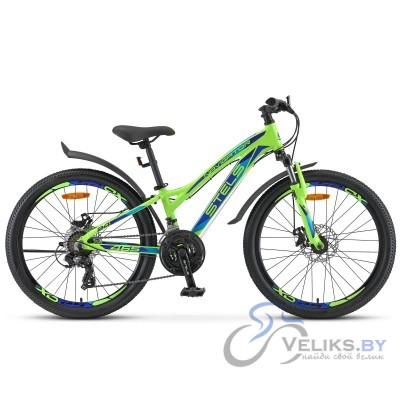 "Велосипед подростковый Stels Navigator 465 MD 24"" V010"