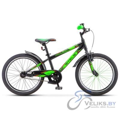"""Велосипед подростковый Stels Pilot 200 Gent 20"""" Z010"""
