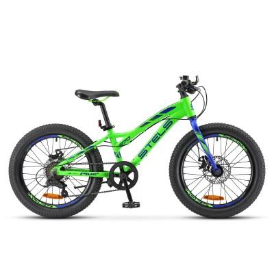 """Велосипед подростковый Stels Pilot 270 MD 20""""+ V010"""