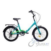 """Велосипед складной Aist Smart 2.1 20"""""""