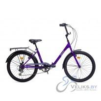 """Велосипед складной Aist Smart 2.1 24"""""""