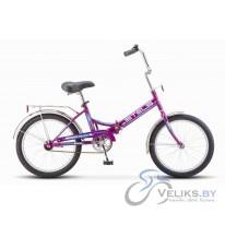 """Велосипед складной Stels Pilot 410 20"""" Z011"""