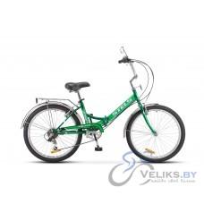 """Велосипед складной Stels Pilot 750 24"""" Z010"""