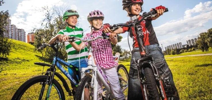 Купить подростковый велосипед
